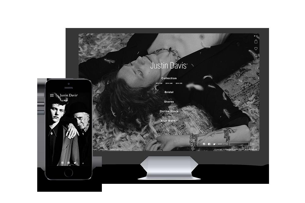 Justin Davis Official Site